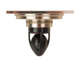 Трап для душа MAGdrain CC06Q50-Z (100x100x4 мм, цирконий золото, латунь)